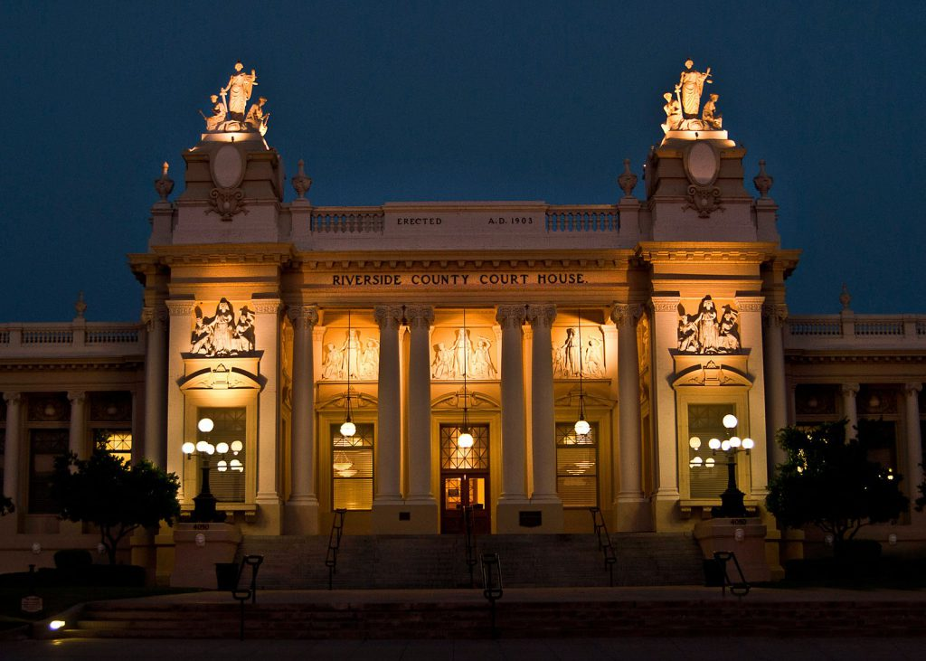 Riverside County Court Legal Support Services